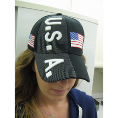 USA baseball caps