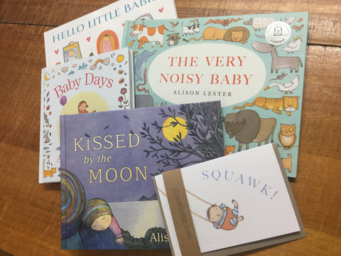 Baby Book Pack