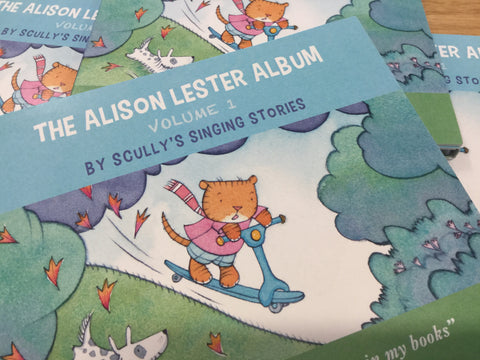 The Alison Lester Album