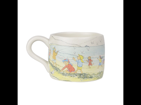 Robert Gordon Magic Beach Large Mug (beach)