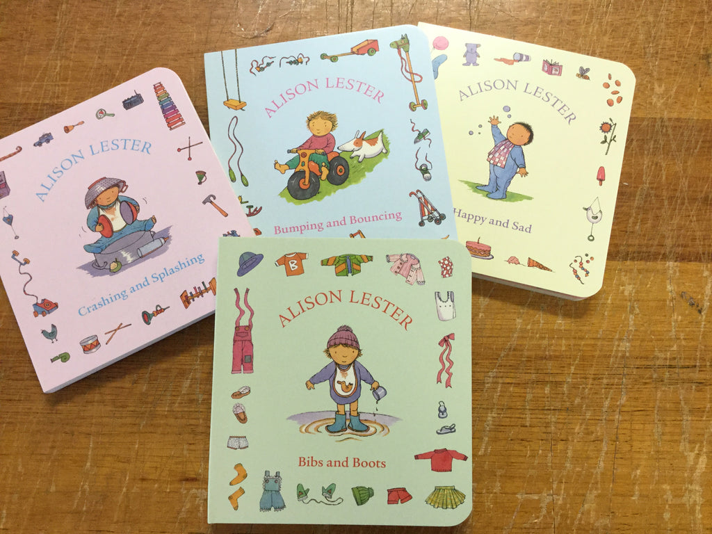 Baby Board Book Pack