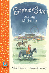BONNIE AND SAM, SAVING MISTER PINTO N/A (reprinted in Horse Crazy)