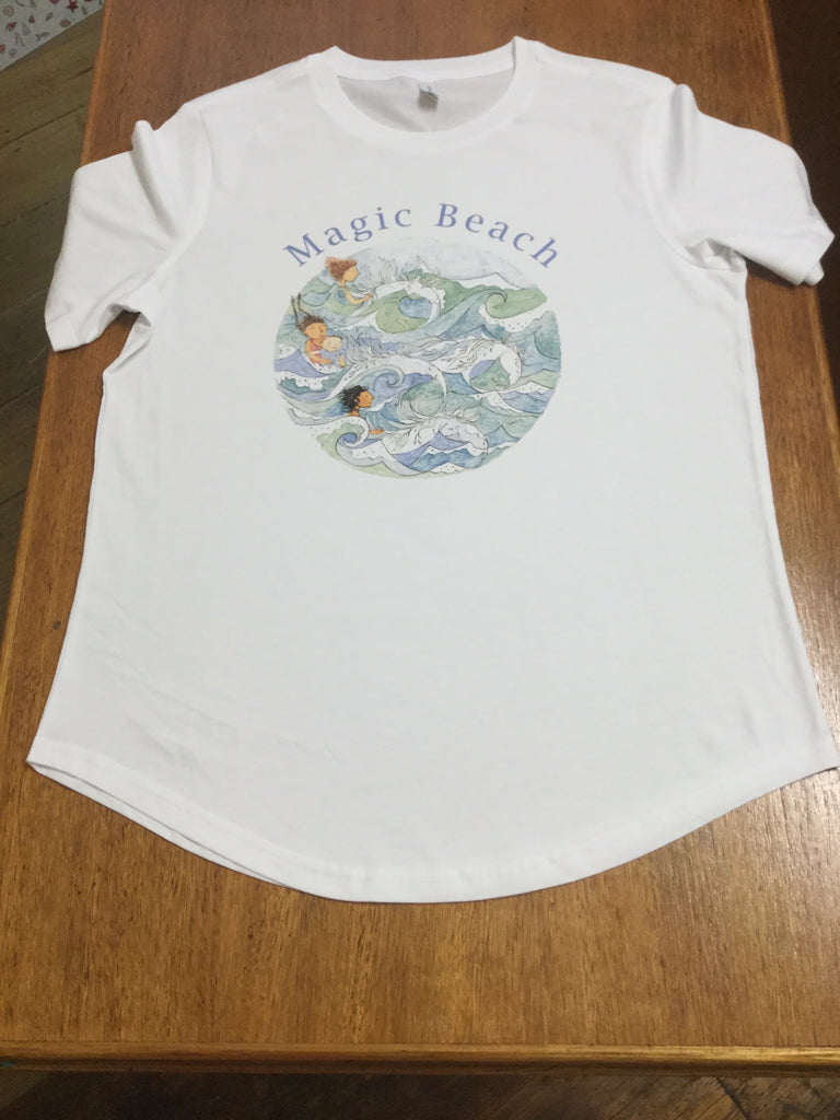 Magic Beach Drop tee