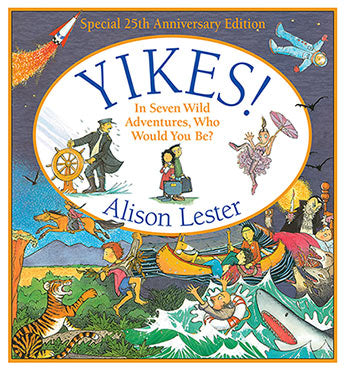 Yikes 25th Anniversary Edition  (Hardcover)