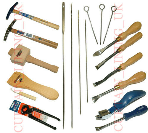 Upholstery Tools Needles & Kits Best Selection Of DIY Supplies On eBay - UK Made