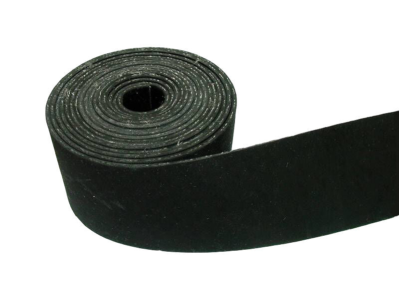 "10m 1.5"" Wide Black Pirelli Upholstery Rubber Webbing Ercol Chair Furniture"