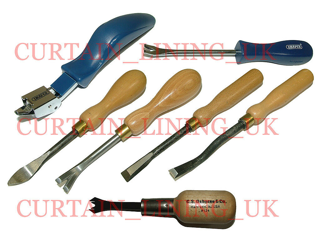 Upholstery Lifting Remover Tools Osborne Draper DIY Supplies On eBay Free Post
