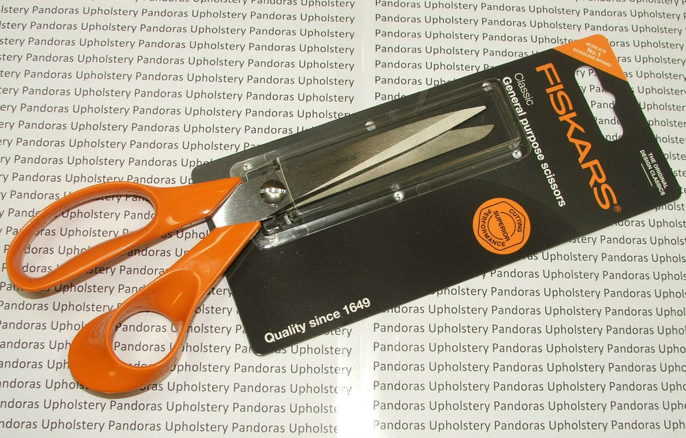 Fiskars 21cm Fabric Classic Dressmaking / General Purpose Scissors 9853