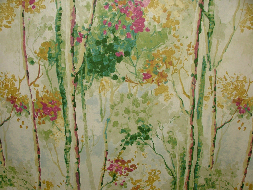 Prestigious Textiles SILVER BIRCH TREE Curtain Upholstery Roman Blind Fabric