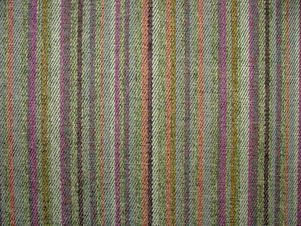 Drummond Heather Wool Effect Thick Ticking Upholstery Curtain Fabric