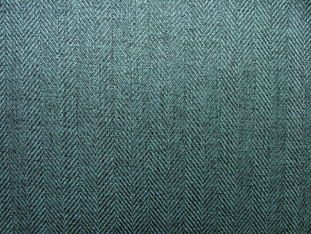 Herringbone Tweed Wool Effect Washable Upholstery Curtain Cushion Use Fabric