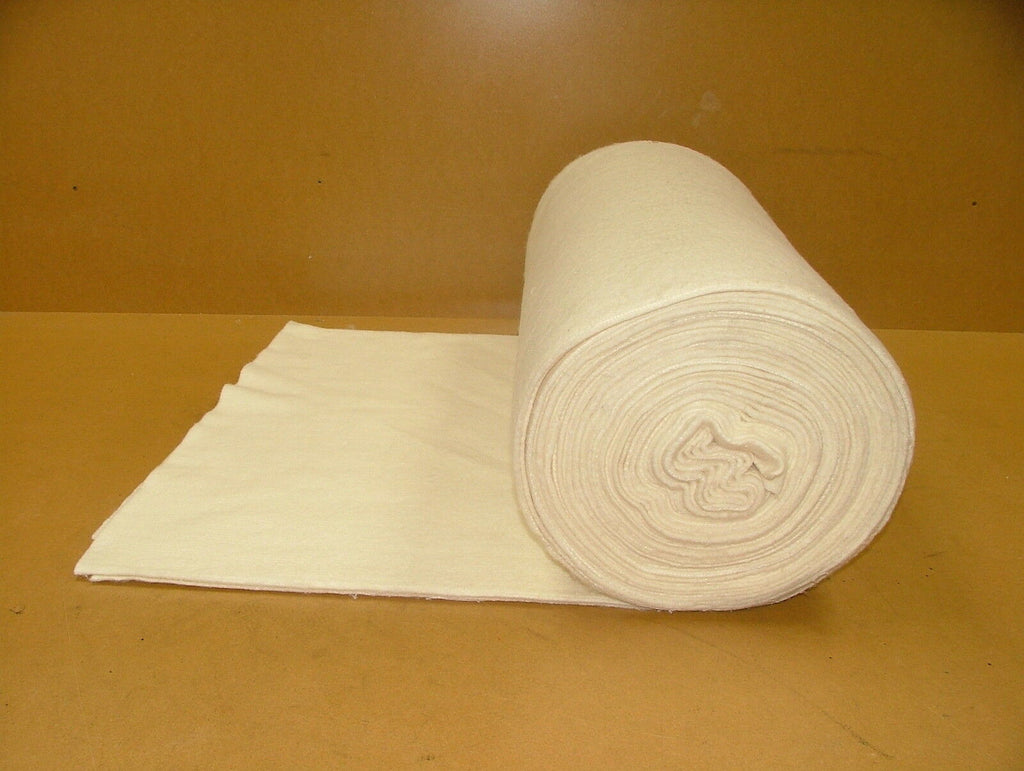 25 Metre Luxury Thick Bump Interlining - Curtain Lining Best Quality High Demand