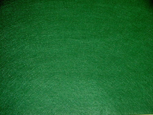Wool Mixed Felt Baize Card Poker Game Table Crib Bridge - Green Red Blue Black