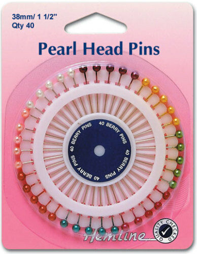Hemline Fasteners / Pins Wheel - Various Shapes, Sizes And Amount FREE POST