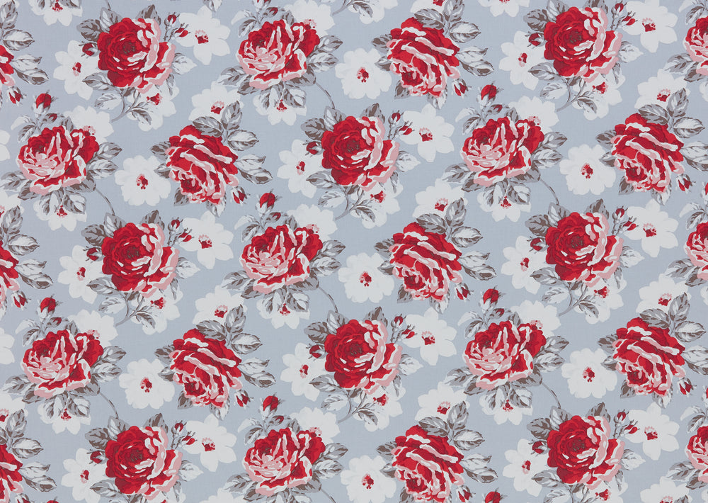 Cath Kidston Designer 100% Cotton Curtain Roman Blinds Upholstery Cushion Fabric