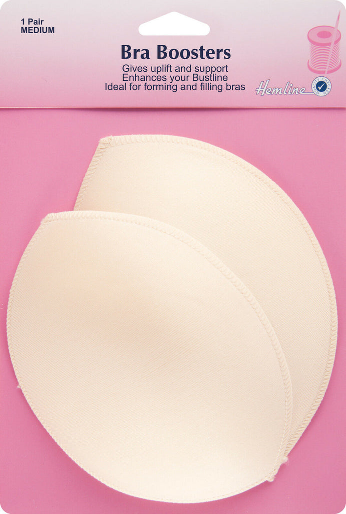 Hemline Womens Ladies Bra Accessories - Extend Hook / Cup / Booster / Padded etc