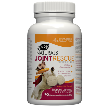 Ark Naturals Joint Rescue for Cats & Dogs Chewable, 90 Count