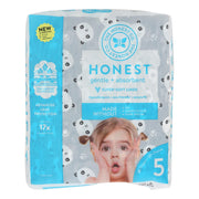 The Honest Company | Diapers Size 5 | 27+ lbs.