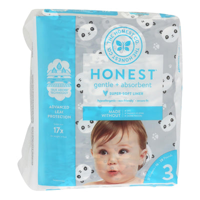 The Honest Company | Diapers Size 3, 16-28 lbs.
