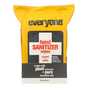 Everyone | Hand Sanitizer Wipes | Coconut Lemon Scent