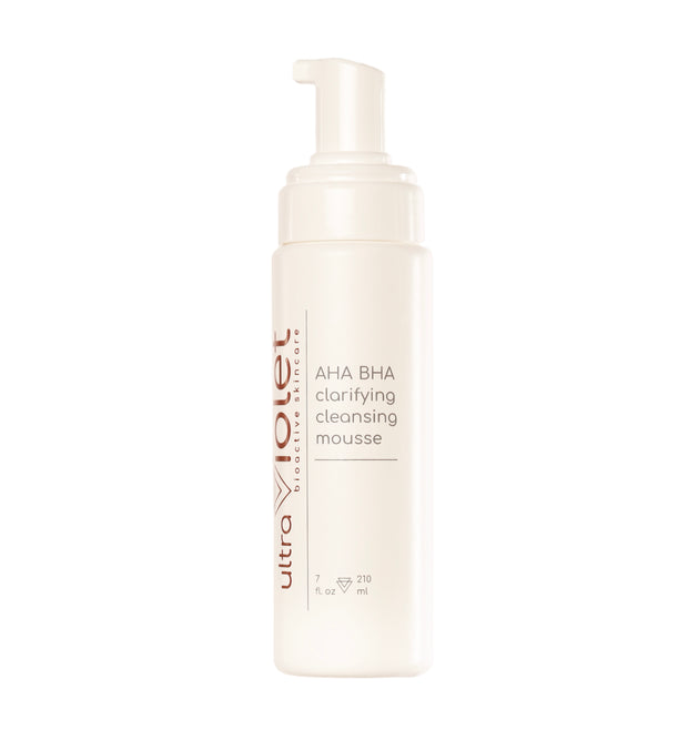AHA BHA PURIFYING CLEANSING MOUSSE
