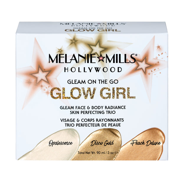 Glow Girl Gleam On The Go Gleam Face & Body Radiance Kit