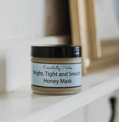 Bright, Tight & Smooth Honey Mask - Meeschell