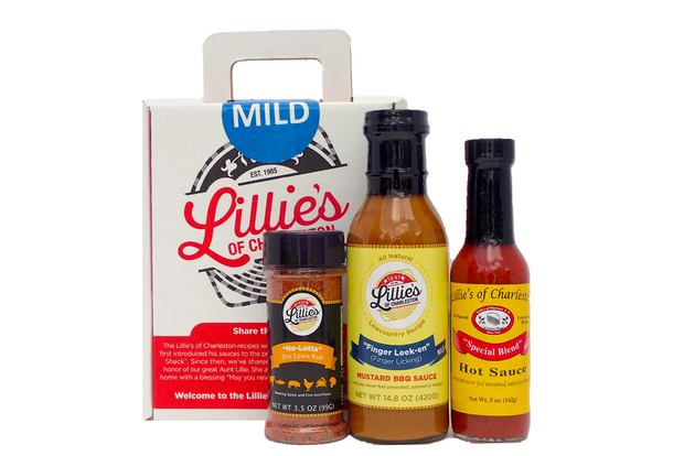 "Lillie's of Charleston ""MILD"" Gift Box"