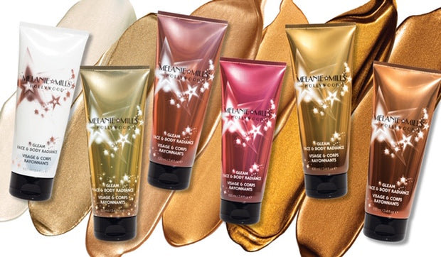 Gleam Face & Body Radiance All In One Makeup, Moisturizer & Glow
