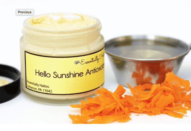 Hello Sunshine Antioxidant Clay Mask - Meeschell