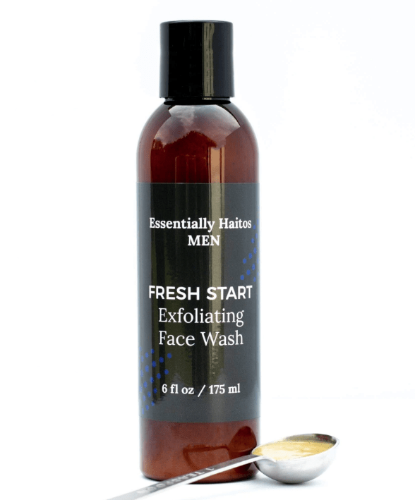 Fresh Start Exfoliating Face Wash - Meeschell