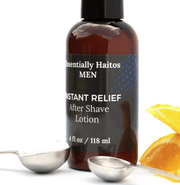 Instant Relief After Shave Lotion - Meeschell