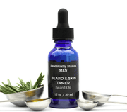Men's Beard & Skin Tamer Beard Oil - Meeschell