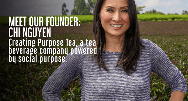Purpose Tea - 16oz, 3 pack, Variety of Flavors - Meeschell