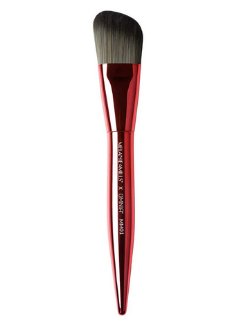 Angled Face & Body Brush MM01 X Omnia®