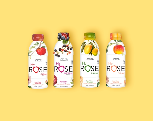H2Rose 12 Pack - Multiple Flavors Available