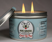 Cheer Up Pup - Rejuvenating * Spirit Enhancing * Stimulation Aromatherapy Candle