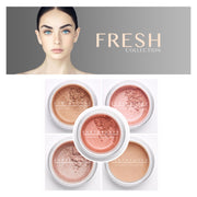 Loose Mineral Eye Shadow Colors - Fresh Collection - Meeschell
