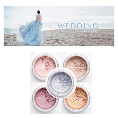 Loose Mineral Eye Shadow Colors - Wedding Collection - Meeschell