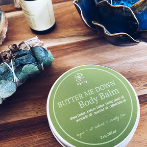 Butter Me Down Body Balm