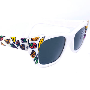 Tutti Frutti Rockabilly square sunglasses 1960s made in France - viceversashop