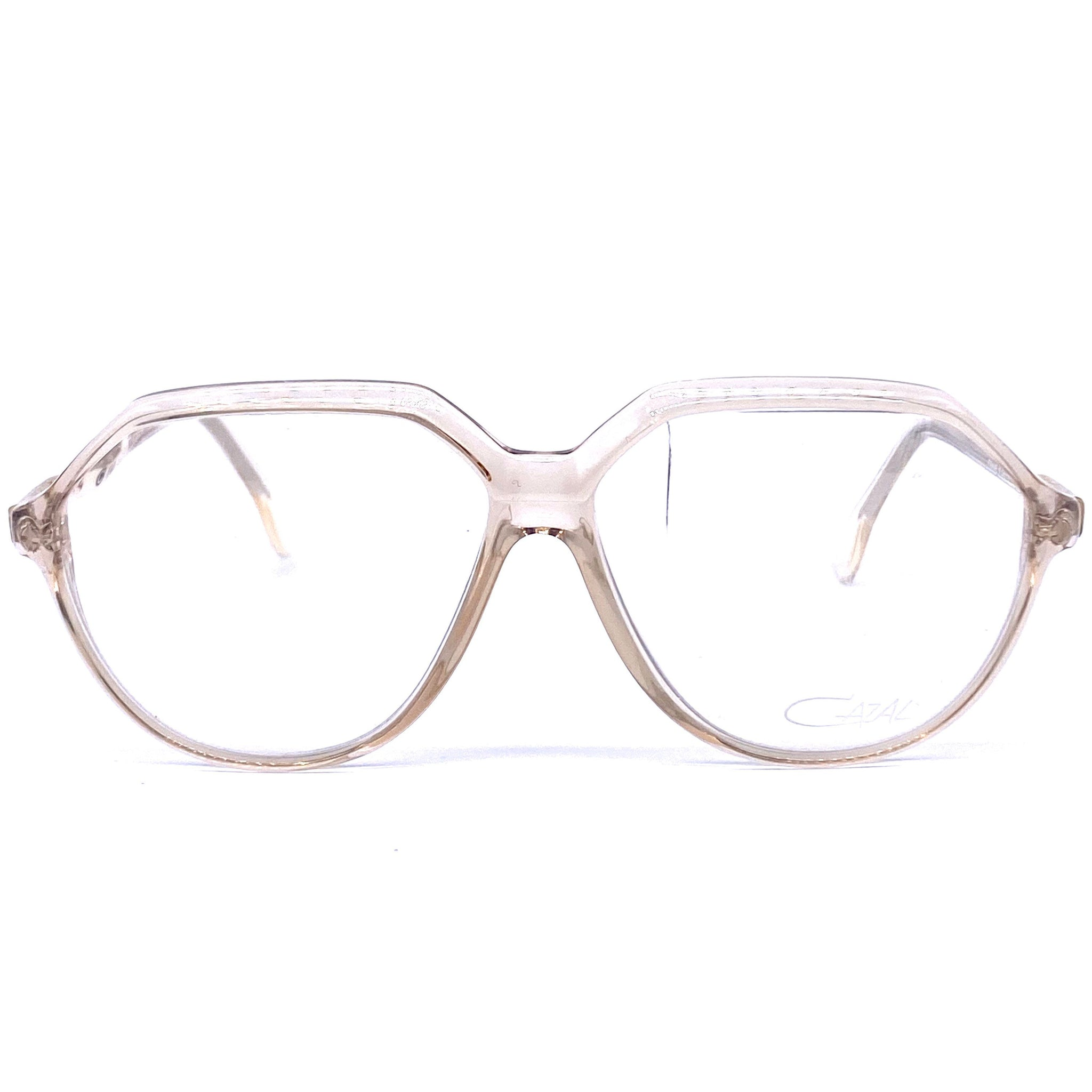 Cazal 624 oversized eyeglasses/sunglasses frames made in West Germany, 1980s NOS - viceversashop