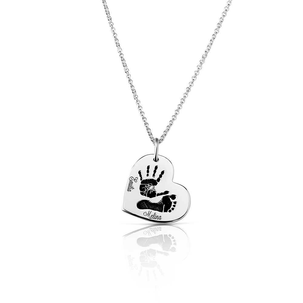 Always with me - Siblings Necklace