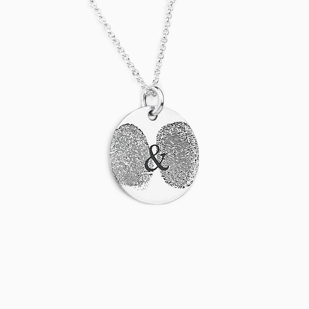 Together Forever - Couples Necklace