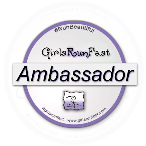 The GirlsRunFast Ambassador Program - Women's Running Jewelry and Apparel