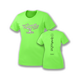 Running Jewelry - The GirlsRunFast Virtual Running Shirt - Women's Running Jewelry