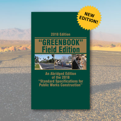 BNI Building News Releases 2018 Greenbook, Field Edition