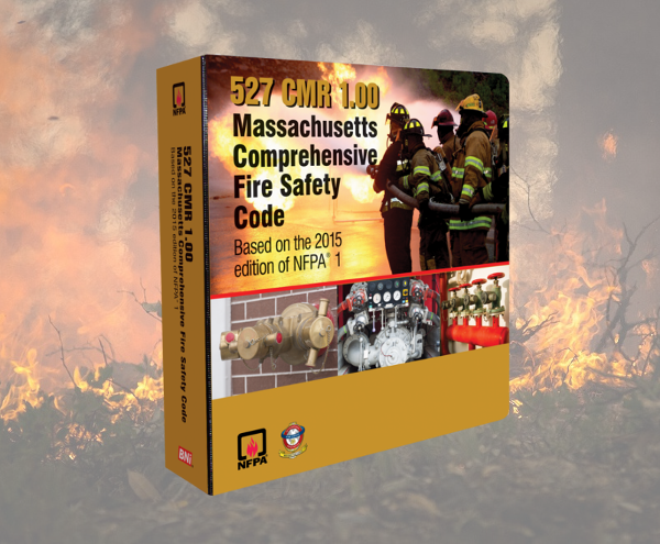 New 2018 Massachusetts Fire Safety Code brings new changes for the new year.