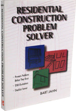Residential Construction Problem Solver