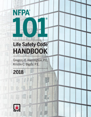 NFPA 101: Life Safety Code HBK, 2018